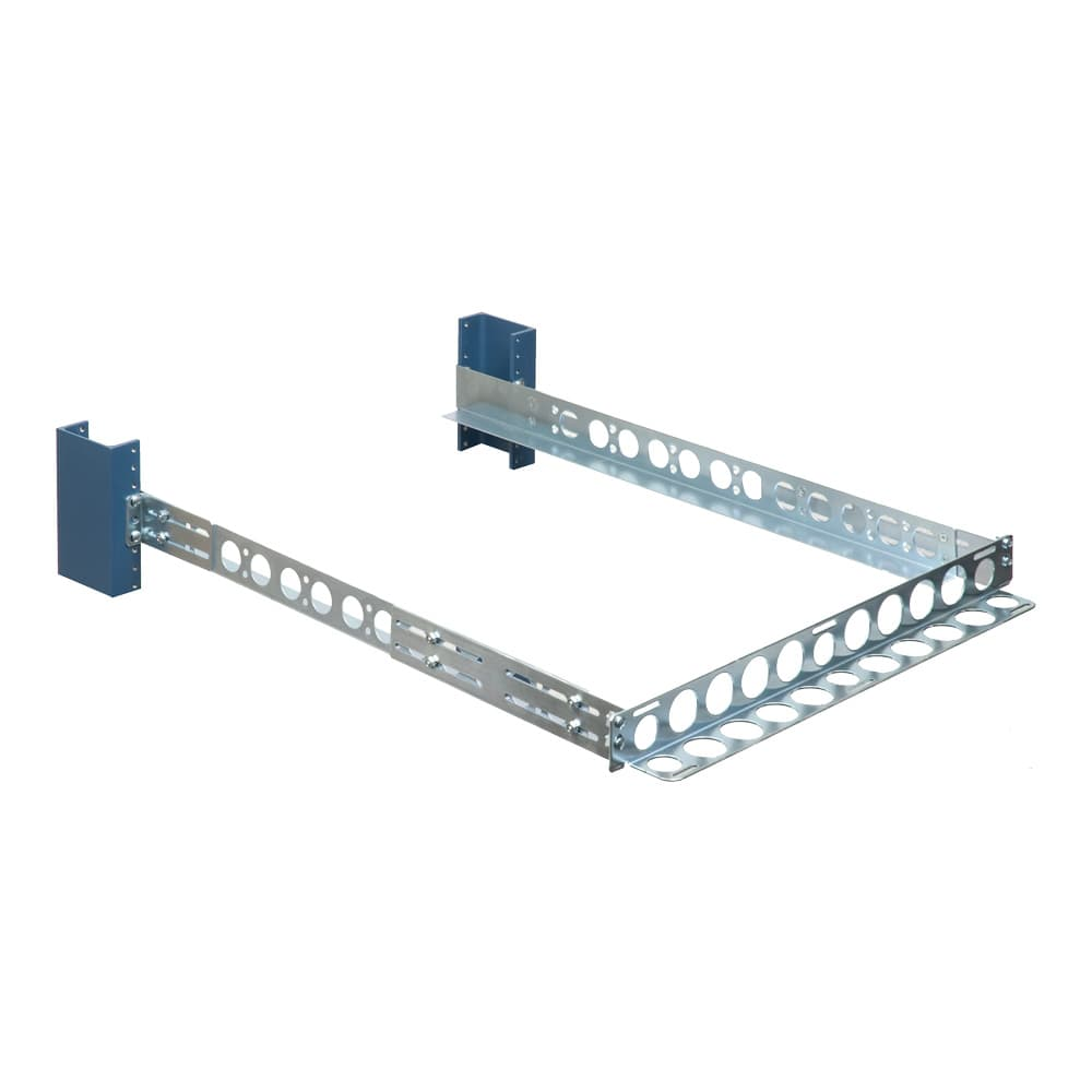 1U, 2 Post Universal Rack Rail