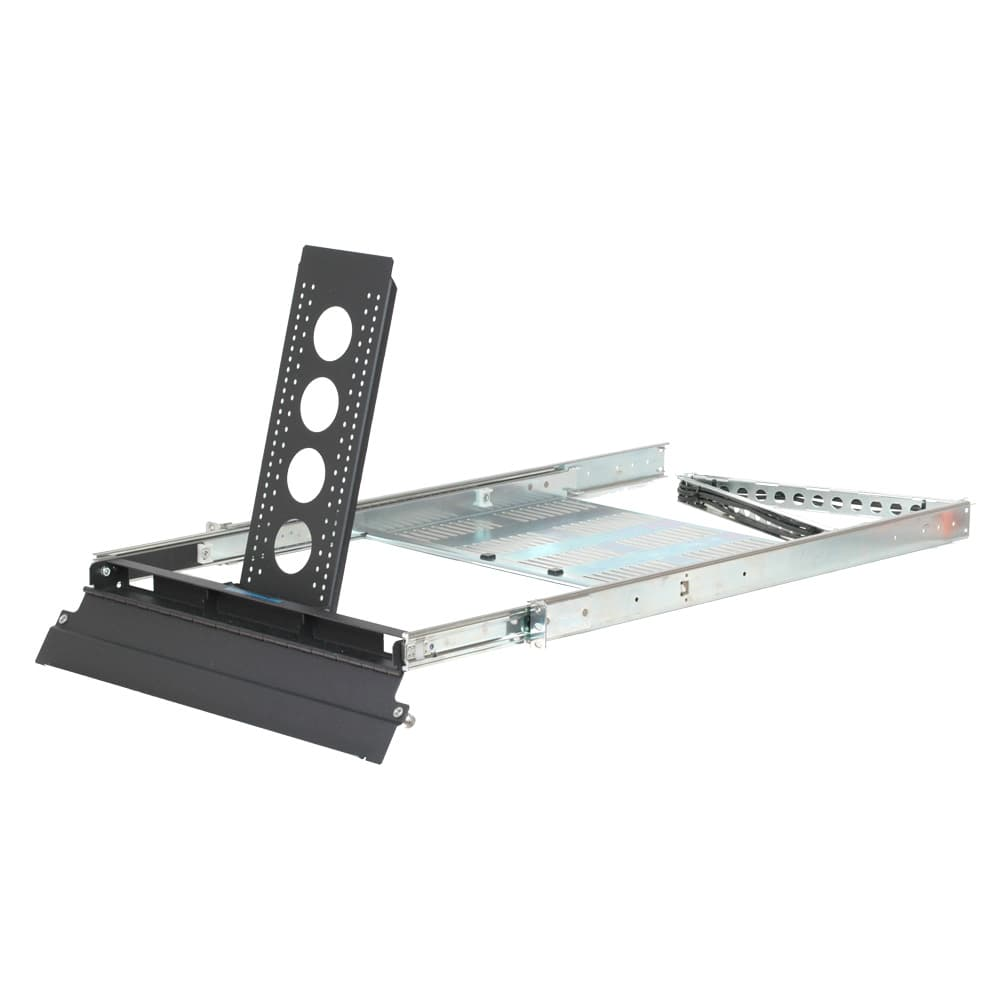 "Sliding Rackmount Monitor Kit, Plus 19"" Monitor"