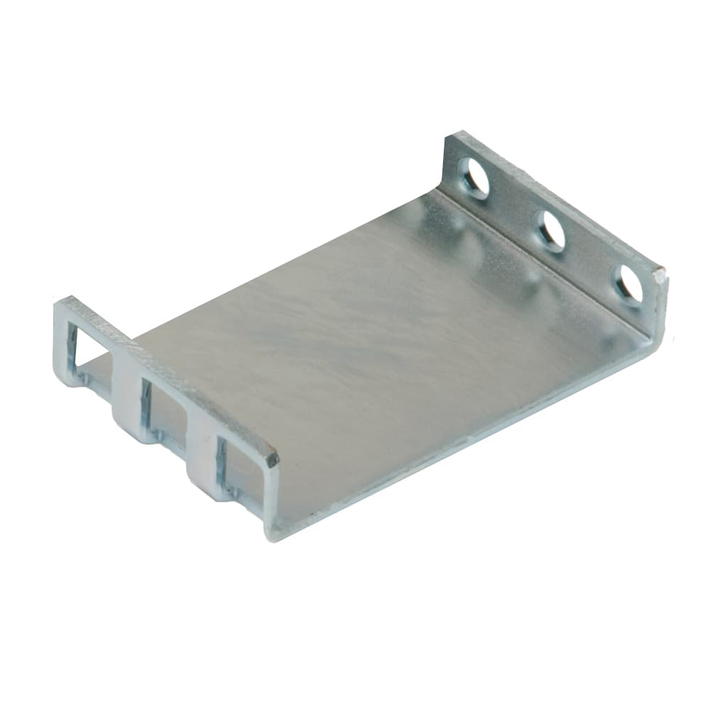 "2U Bracket, 2-Bends, 2.90"" Wide"
