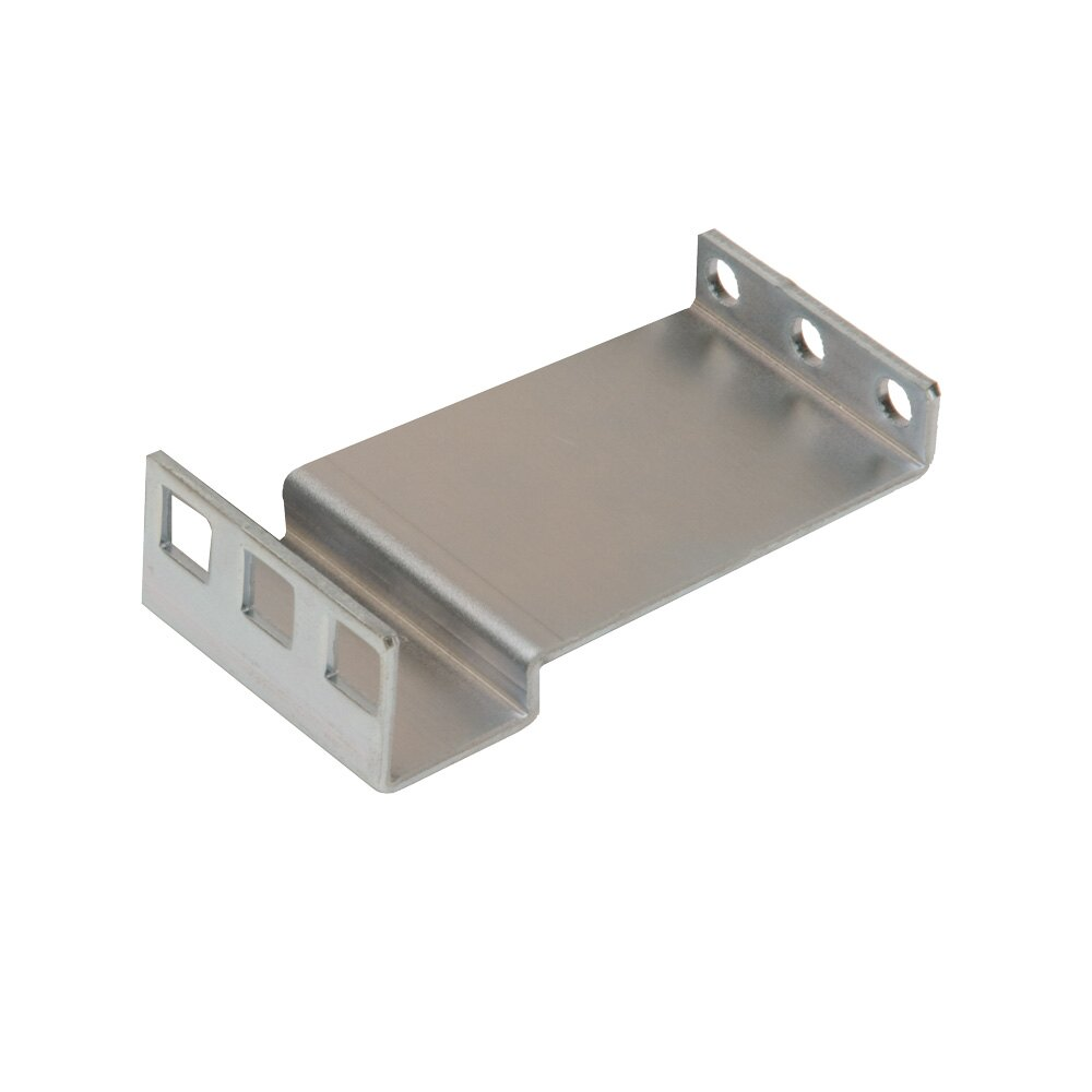 "1U Bracket, 4-Bends, 3.50"" Wide"