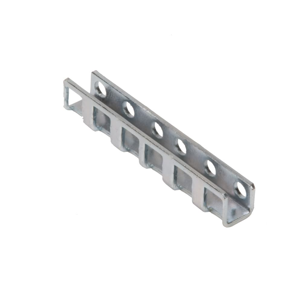 "2U Bracket, 2-Bends, 0.59"" Wide"