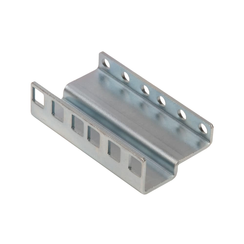 "2U Bracket, 4-Bends, 2.00"" Wide"