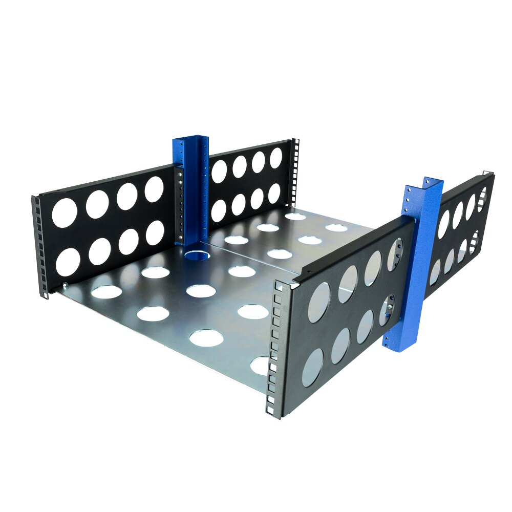 2U Relay Rack Shelf - Heavy Duty